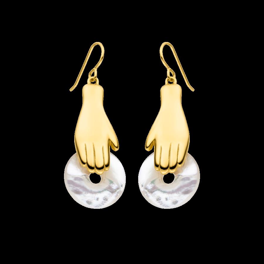 Dunkin Earrings