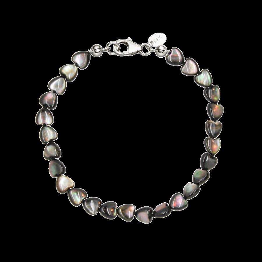 Midnight Bracelet Silver