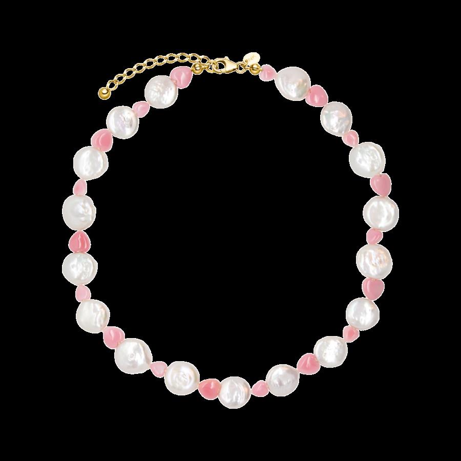 Sakura Pearl Choker